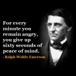 One of most inspirational writers, in my opinion, of all time...Ralph Waldo Emerson